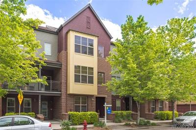 Lakewood Condo/Townhouse Active: 466 South Reed Court