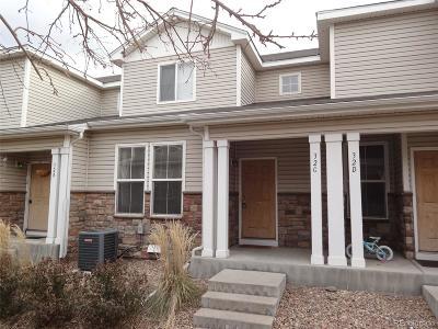 Commerce City Condo/Townhouse Under Contract: 9758 Laredo Street #32C