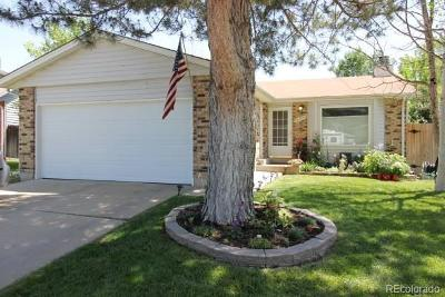 Westminster Single Family Home Active: 10432 Garland Way