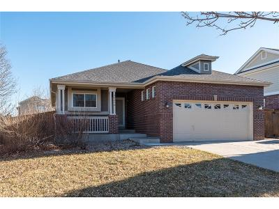 Aurora, Denver Single Family Home Under Contract: 20276 East College Place