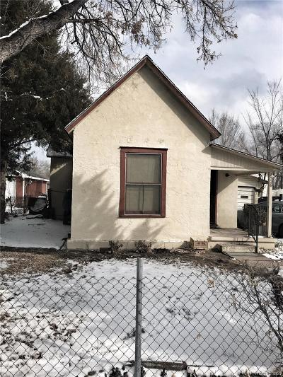 Single Family Home Under Contract: 1526 East Orman Avenue