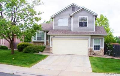 Broomfield Single Family Home Active: 4962 Yates Circle