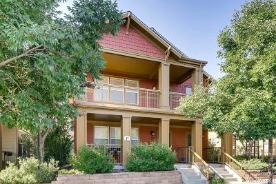 Denver Condo/Townhouse Under Contract: 7462 East 28th Avenue