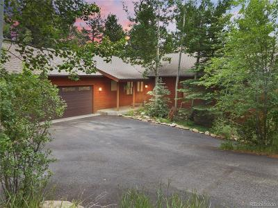 Conifer Single Family Home Active: 30834 Kings Valley Drive