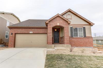 Broomfield Single Family Home Active: 1106 West 171st Avenue