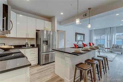 Aurora Condo/Townhouse Active: 14936 East Hampden Avenue
