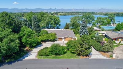 Littleton Single Family Home Under Contract: 5501 Lakeshore Drive