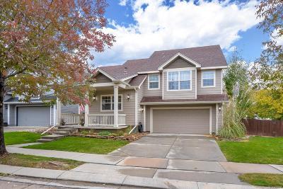Longmont Single Family Home Active: 312 Harvest Street