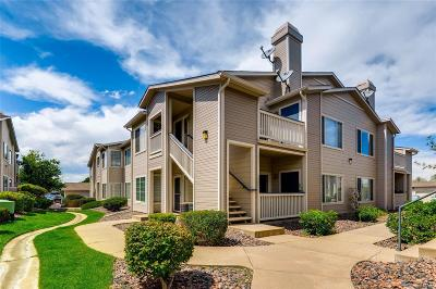 Highlands Ranch Condo/Townhouse Under Contract: 8358 Pebble Creek Way #201