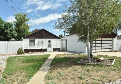 Commerce City Single Family Home Under Contract: 6030 Oneida Street