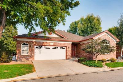 Longmont Single Family Home Under Contract: 3512 Boxelder Drive
