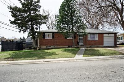 Englewood Single Family Home Active: 3004 West Tufts Avenue
