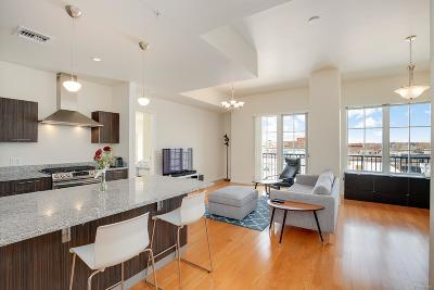 Denver Condo/Townhouse Active: 410 Acoma Street #407