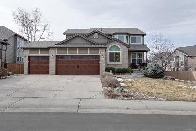 Highlands Ranch Single Family Home Under Contract: 9821 Clairton Place