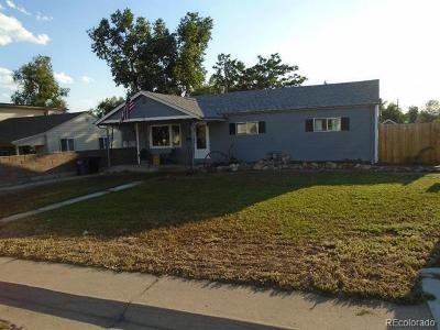 Denver Single Family Home Active: 1805 South Yuma Street