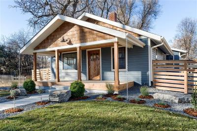 Fort Collins Single Family Home Active: 637 Smith Street