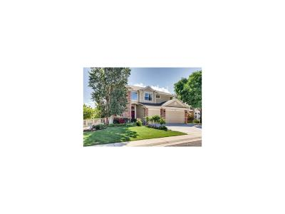 Arvada Single Family Home Active: 6012 Devinney Way