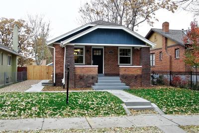 Single Family Home Sold: 3619 North Vine Street