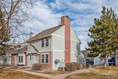 Littleton Condo/Townhouse Under Contract: 7904 South Depew Street #D