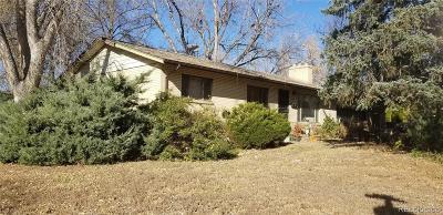 Denver Single Family Home Active: 4191 West Eastman Avenue