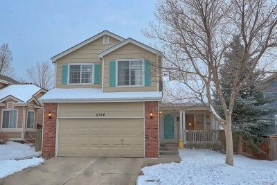 Highlands Ranch CO Single Family Home Active: $460,000