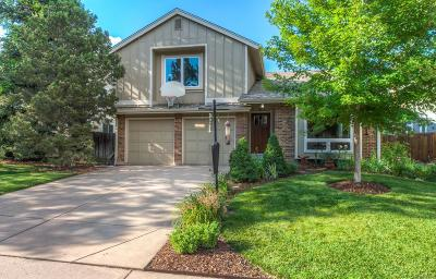 Centennial Single Family Home Under Contract: 8118 South Spruce Circle