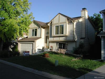 Broomfield Single Family Home Active: 184 Willow Court