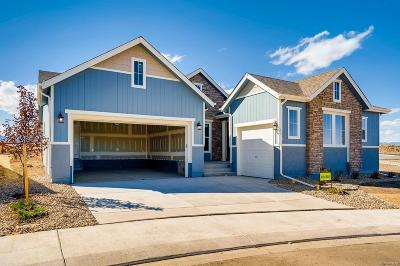Broomfield Single Family Home Under Contract: 12906 West Montane Circle