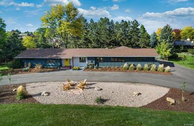 Single Family Home Sold: 5101 West Wagontrail Road