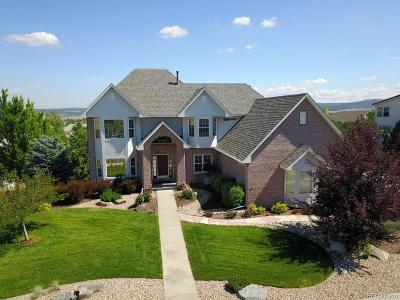 Castle Rock Single Family Home Active: 3168 Soaring Eagle Lane