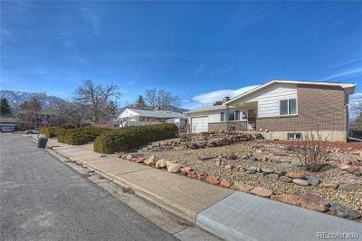 Boulder Single Family Home Active: 3835 Carlock Drive