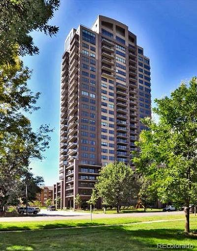 City Park, City Park North, City Park South, City Park West Condo/Townhouse Active: 2990 East 17th Avenue #1602