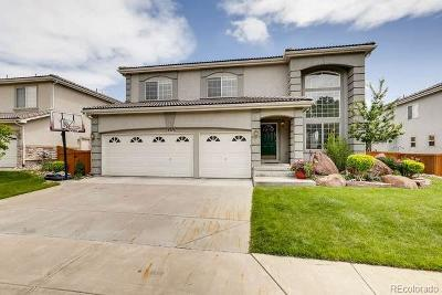 Broomfield County Single Family Home Active: 4540 Maroon Circle
