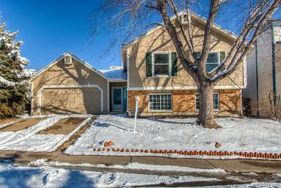 Broomfield Single Family Home Under Contract: 365 Mulberry Circle