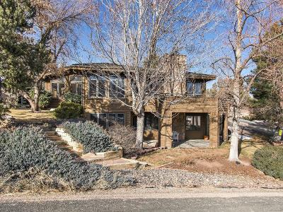 Littleton Single Family Home Under Contract: 10617 Brown Fox Trail