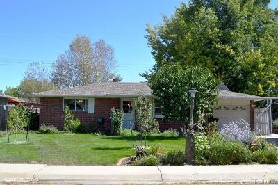 Longmont Single Family Home Active: 1518 Ashcroft Drive