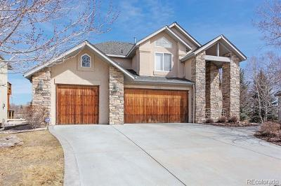 Broomfield Single Family Home Active: 3981 Troon Circle