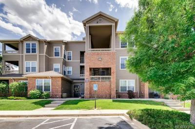 Parker Condo/Townhouse Under Contract: 12822 Ironstone Way #301