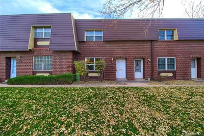 Littleton Condo/Townhouse Active: 5663 South Lowell Boulevard