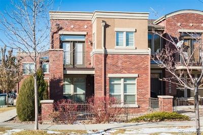 Centennial Condo/Townhouse Active: 8993 East Nichols Place