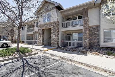 Lakewood Condo/Townhouse Active: 10341 West Girton Drive #201
