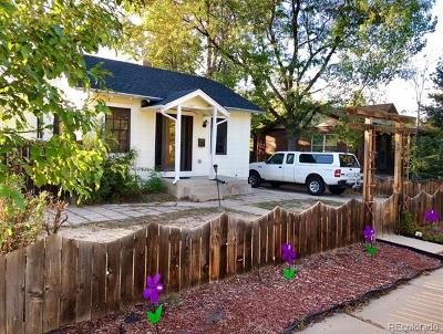 Denver Single Family Home Active: 1747 South Downing Street