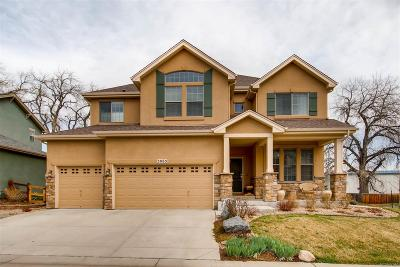 Golden Single Family Home Under Contract: 5065 Gladiola Way