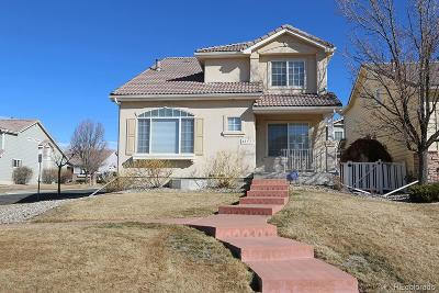 Broomfield Single Family Home Active: 4851 Spyglass Drive