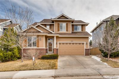 Highlands Ranch Single Family Home Active: 3130 Redhaven Way