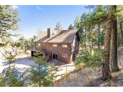 Morrison Single Family Home Under Contract: 8571 South Doubleheader Ranch Road