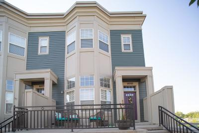 Commerce City Condo/Townhouse Under Contract: 10783 Belle Creek Boulevard