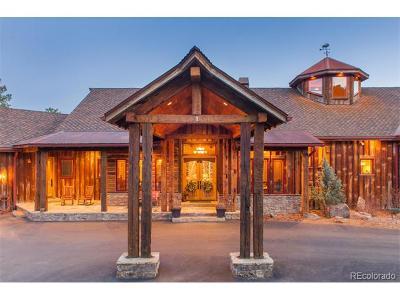 Evergreen Single Family Home Active: 34256 Ranchero Road