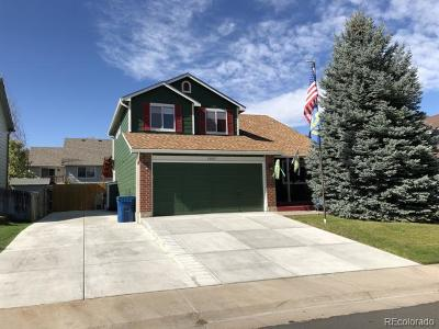 Westminster Single Family Home Active: 13557 Vallejo Street