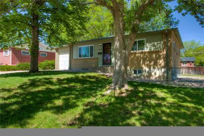 Lakewood Single Family Home Active: 12243 West Exposition Drive